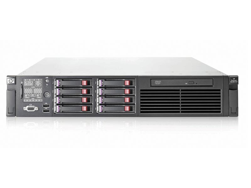 HP DL380 G7 -HP-Proliant-DL380-G7-Server